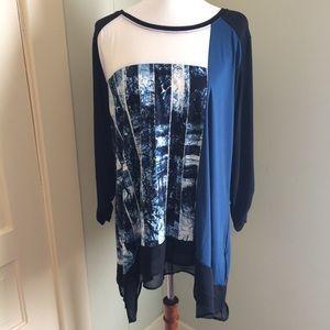 NWOT Style & Co. Dressy Tunic
